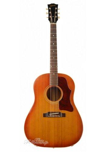 Gibson Gibson J45 ADJ Faded Cherry Burst 1964