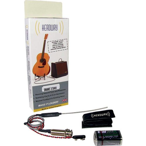 Headway Headway Snake 3 AG Acoustic Guitar Pickup