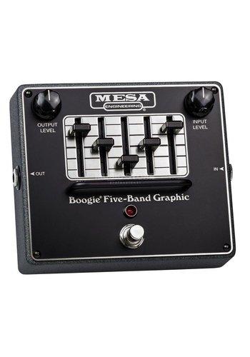Mesa Boogie Mesa Boogie 5 band EQ Pedal