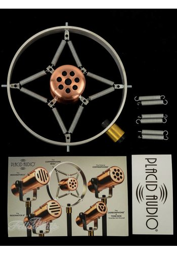 Placid Audio Placid Audio Copperphone Mini B stock