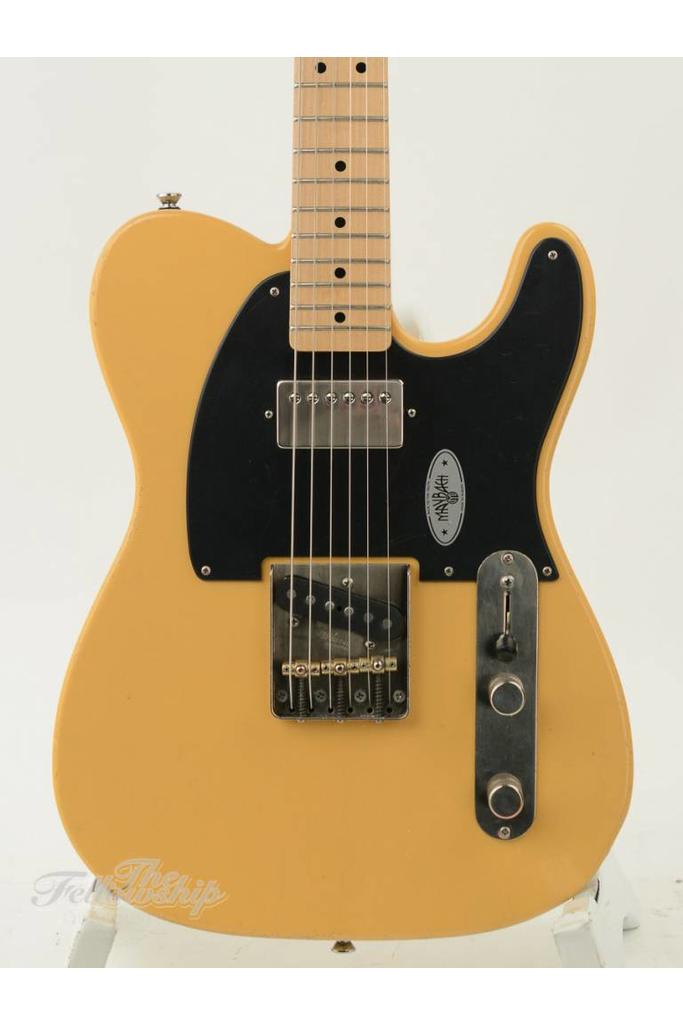 Maybach Teleman T52-2 Butterscotch Keith Aged