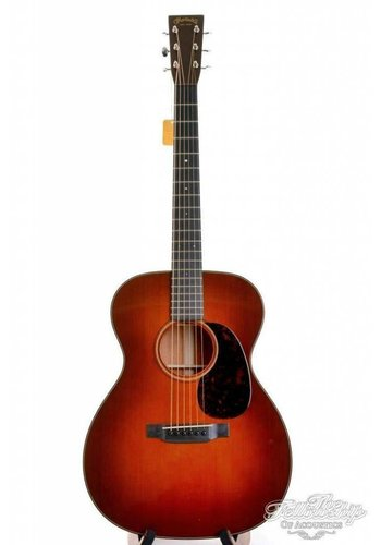 Martin Martin OM18 Authentic 1933 Sunburst 2014