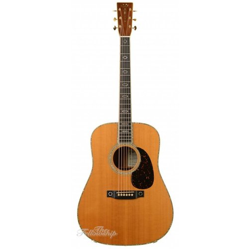 Martin Martin D42 Custom Limited Edition Quilted Mahogany 1997