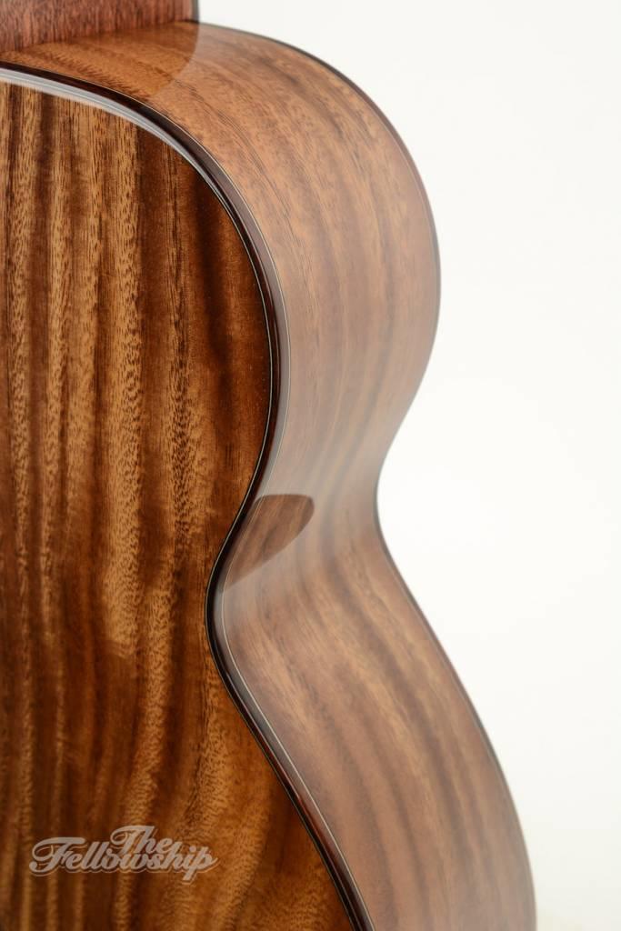 BSG OM12CF Walnut Spruce