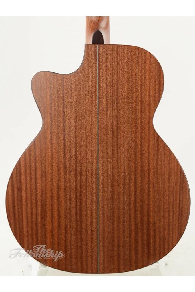BSG GA10CF Cedar Mahogany Rosewood Fretboard