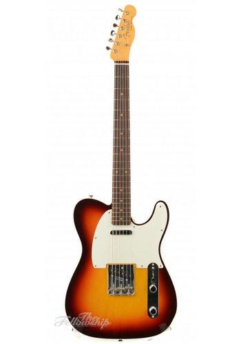 Fender Custom Fender Telecaster 59 Custom Chocolate 3 Tone Sunburst B-stock