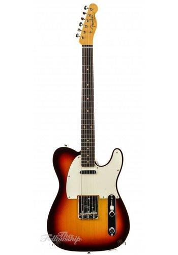 Fender Custom Fender Vintage Custom 1959 Telecaster Custom Chocolate 3 Tone Sunburst
