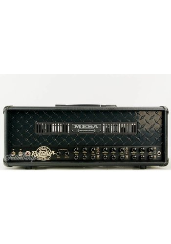 Mesa Boogie Mesa Boogie Dual Rectifier Black B-Stock