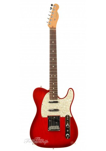 Fender Fender Telecaster Plus V2 Crimson Burst 1996