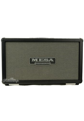 Mesa Boogie Mesa Boogie Cab 2x12 Rectifier Gray & Black Grille B stock