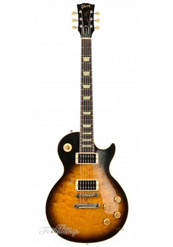 Gibson Gibson Les Paul Classic Plus Tobacco Sunburst 1993