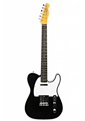 Fender Fender Custom Shop 1963 Telecaster Custom  Journeyman Relic Black