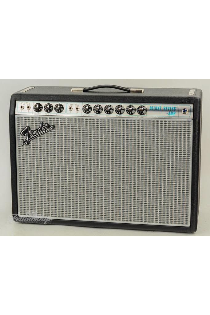 Fender 68 Deluxe Reverb FSR lightweight Pine G12 Neo Creamback