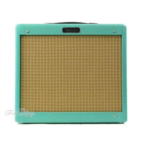 Fender Fender Blues Junior IV FSR Surf Green