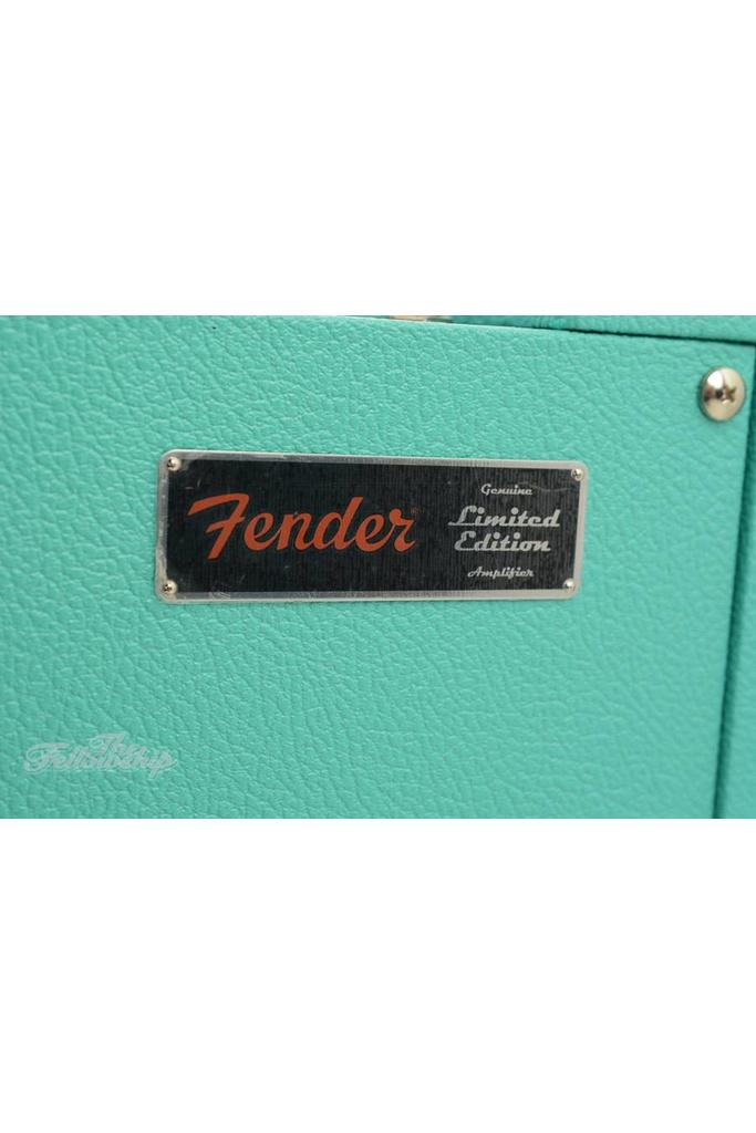Fender Blues Junior IV FSR Surf Green