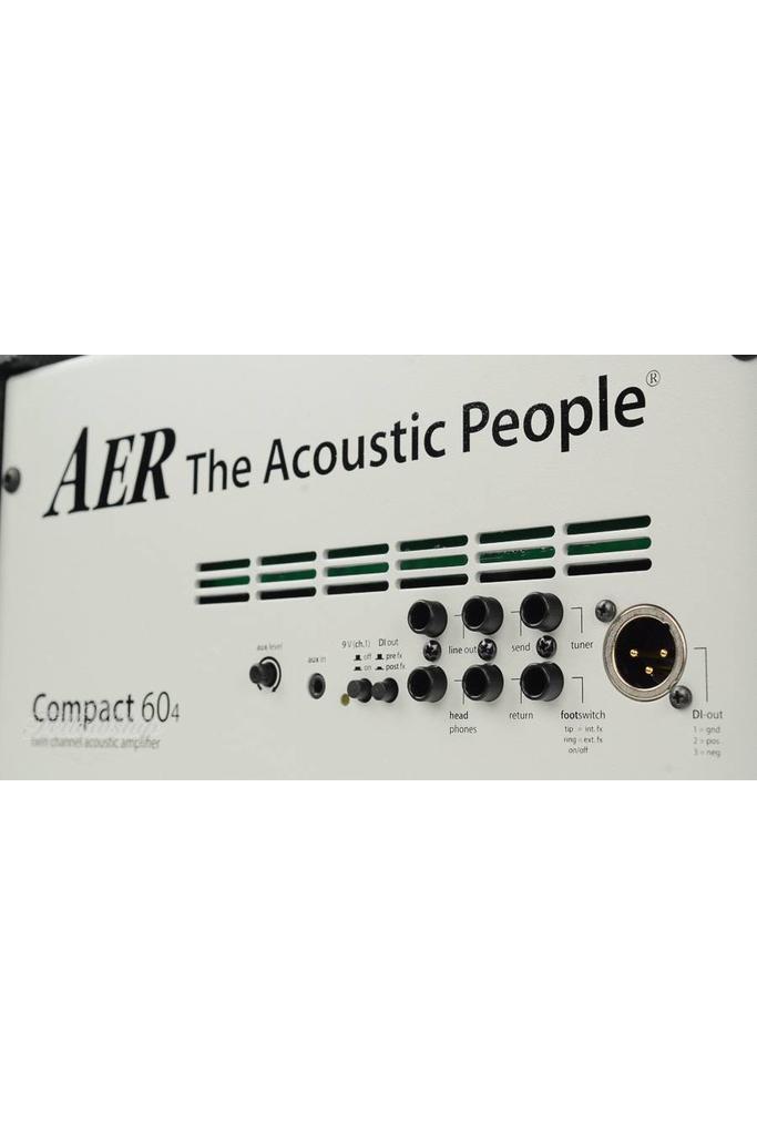 AER Compact 60/4 TE Tommy Emmanuel
