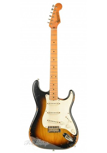 Rebelrelic RebelRelic S-Series 1954 2 Tone Sunburst