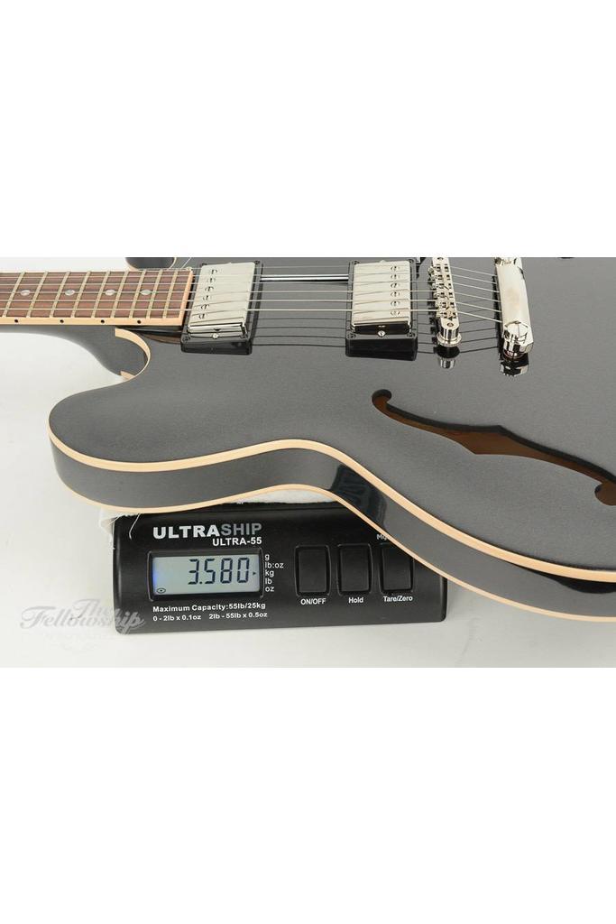 Gibson ES335 Dot Graphite Metallic