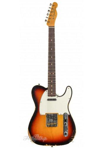 Fender Custom Fender LTD NAMM Custom 60 Telecaster Relic 3 Tone Sunburst