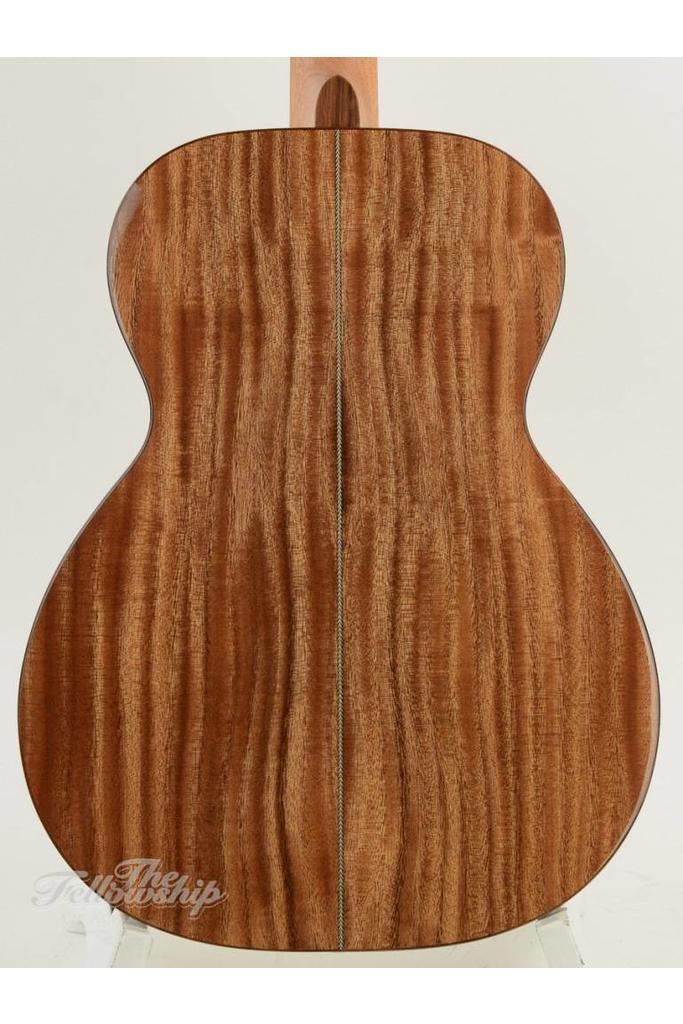 Bsg Bsg Om12f Walnut Spruce Slotted Headstock