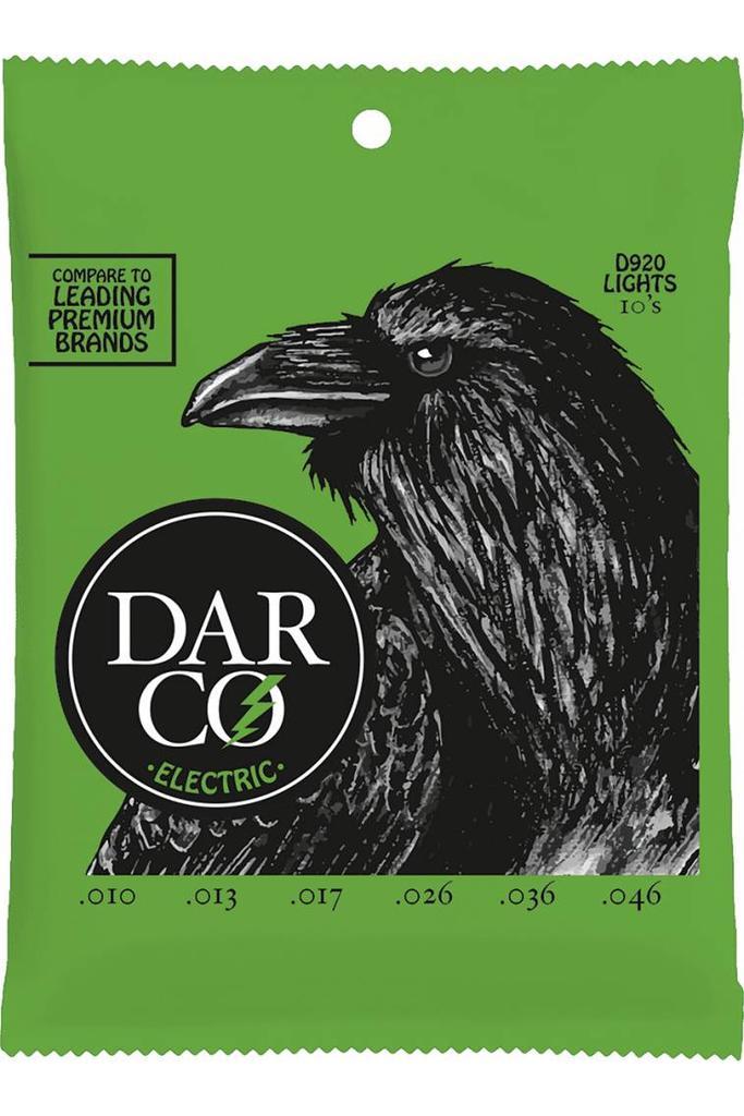 Darco D920 Lights 10-46