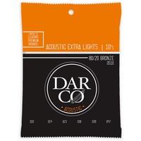 Darco D510 80/20 Bronze Extra Lights 10-47