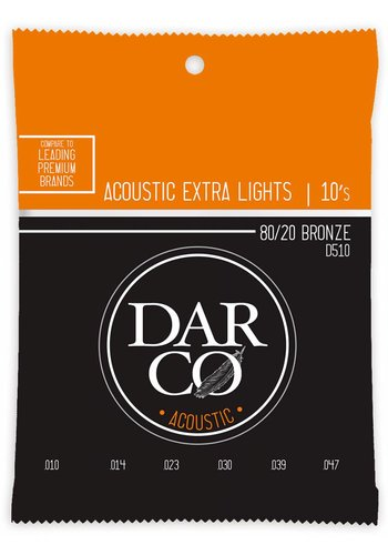 Darco Darco D510 80/20 Bronze Extra Lights 10-47
