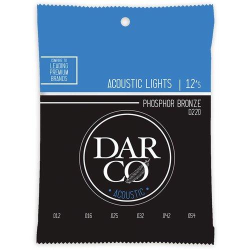Darco Darco D220 Lights Phosphor Bronze 12-54
