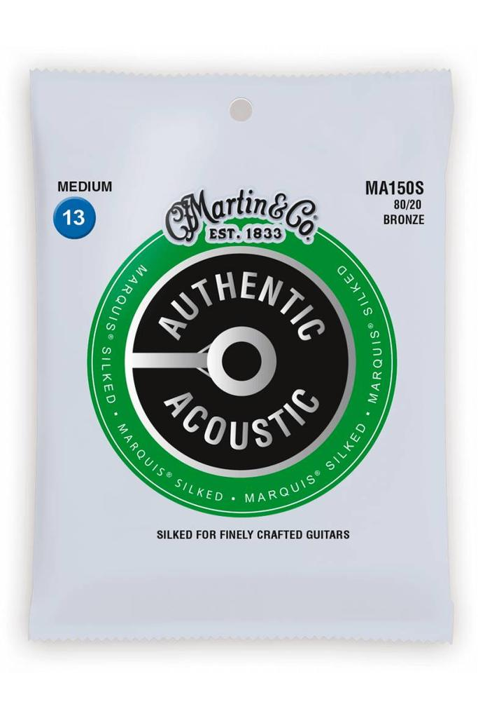 Martin MA150S Authentic Silked 80/20 Bronze Medium 13-56