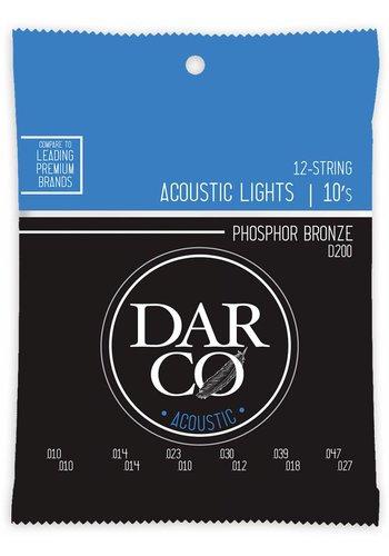 Darco Darco D200 12-String Phospor Bronze 10-47