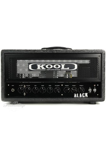 Kool Amplification Kool Amps Black 50W Head
