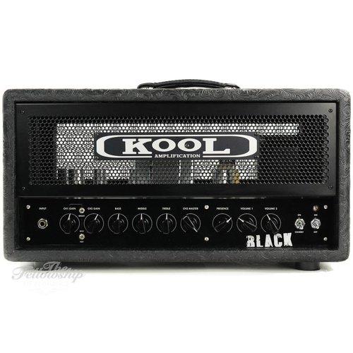 Kool Amplification Kool Amps Black 50W Head