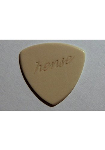 Hense Hense Plectrum Small Triangle Cream Sp 1.2mm