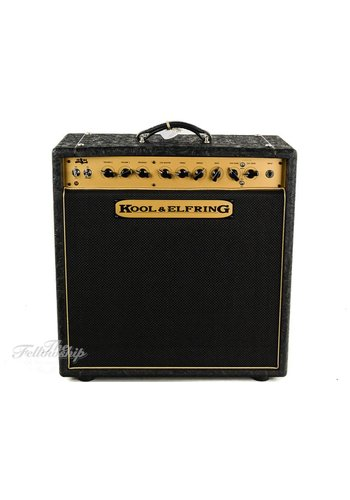 Kool Amplification Kool Amplification 1984 18 Watt Combo Used