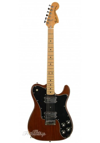 Fender Fender Telecaster Deluxe Moccha Brown 1977