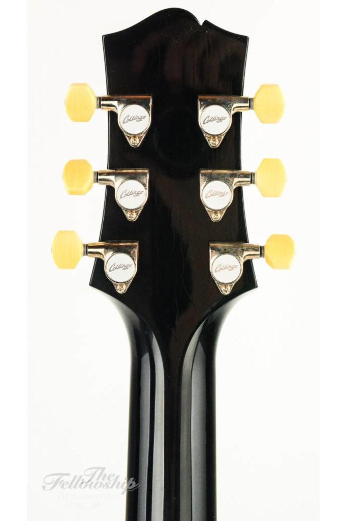 Collings I35LC Jet Black Aged