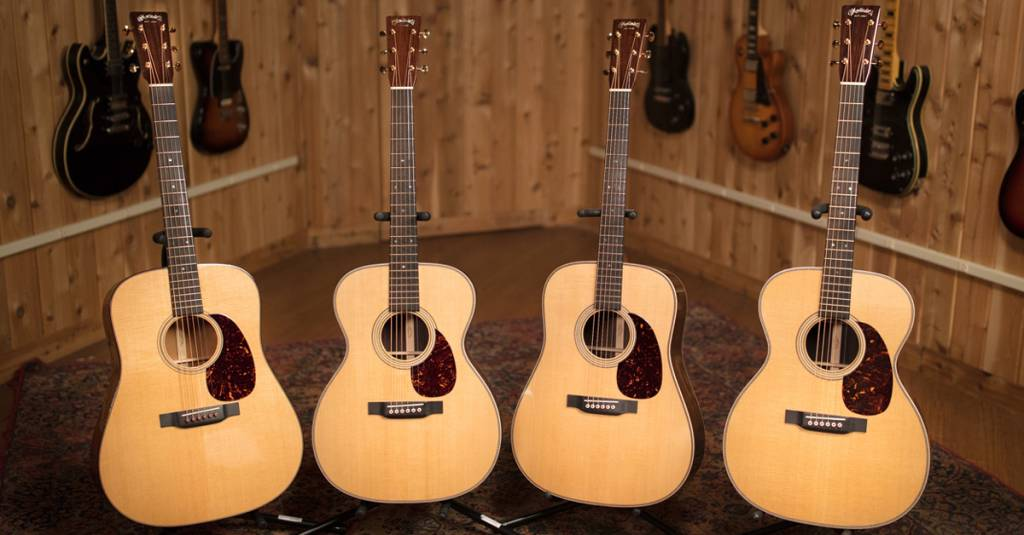 Martin Modern Deluxe  Series