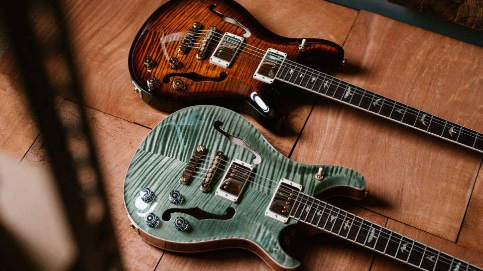 NAMM 2019: PRS Announces New McCarty 594 Hollowbody II Guitar