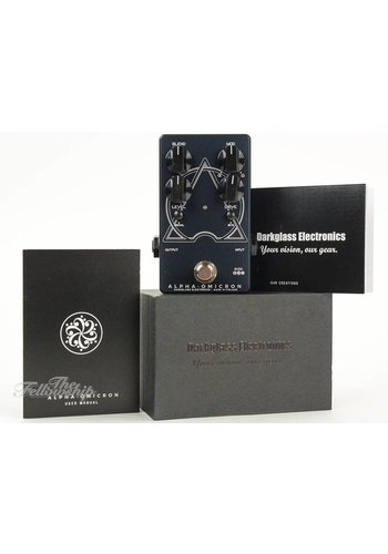Darkglass Darkglass Alpha Omicron Bass Distortion