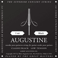 Augustine Classic Black Low Tension