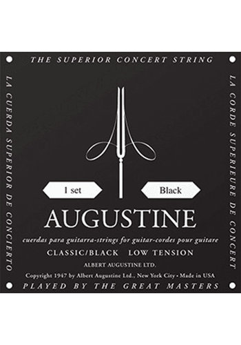 Augustine Augustine Classic Black Low Tension
