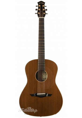 Petros Petros Fingerstyle Ancient Redwood Macassar Ebony