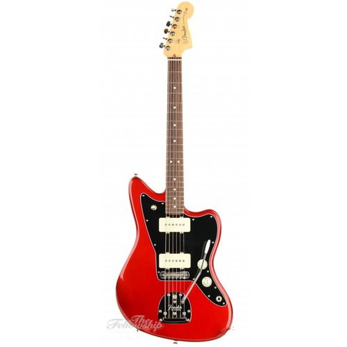 Fender Fender Jazzmaster American Professional Candy Apple Red 2017