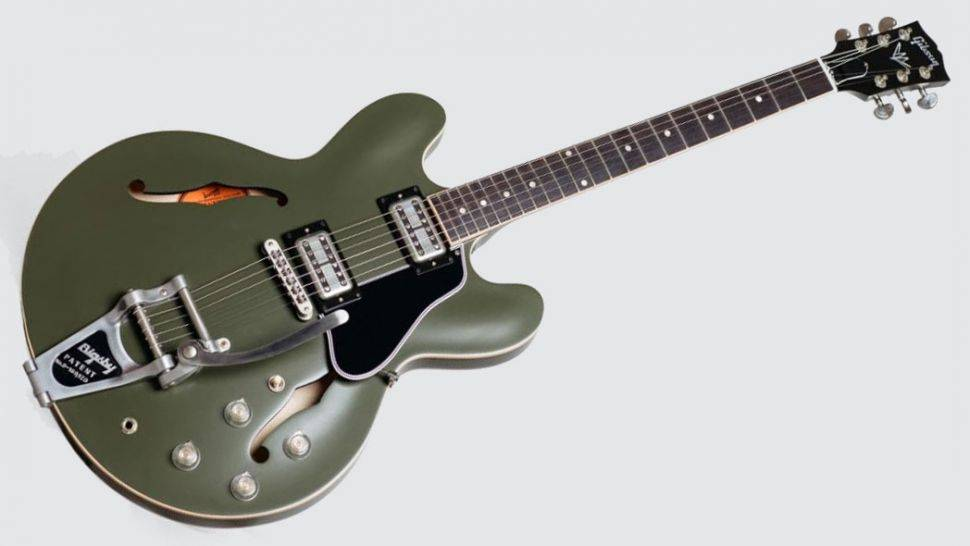 The New Gibson Chris Cornell Tribute Model