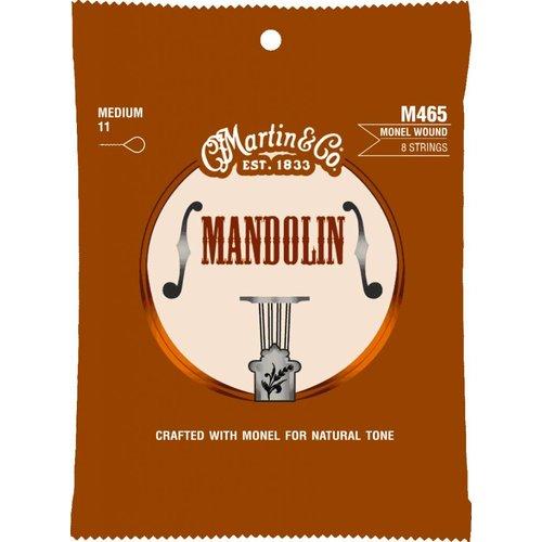 Martin Strings Martin M465 Mandoline Strings Medium .11