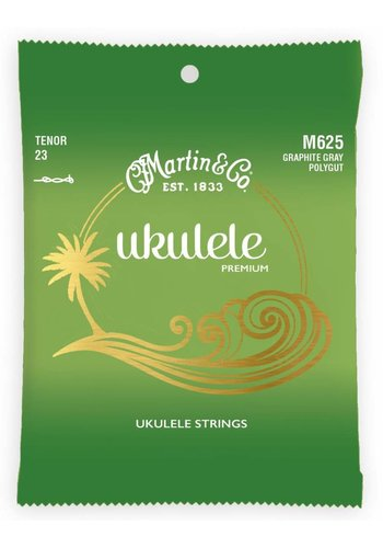 Martin Strings Martin M625 Premium Tenor Ukulele Strings