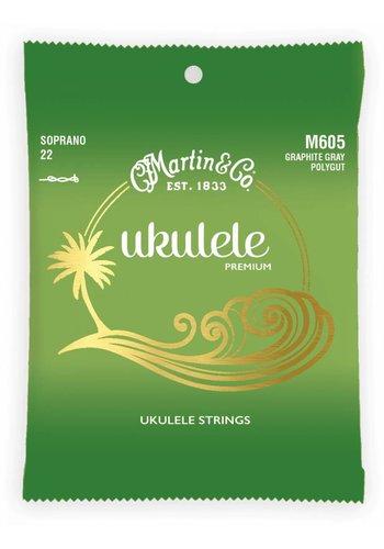 Martin Strings Martin M605 Soprano Premium Ukulele Strings
