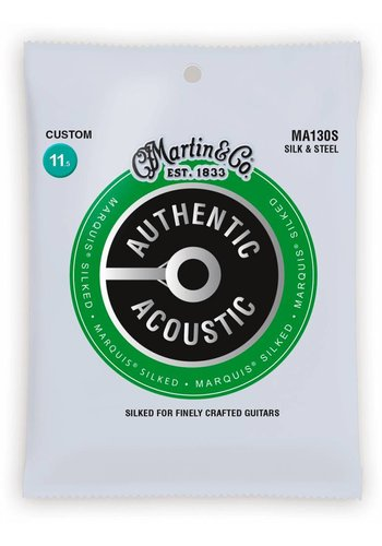 Martin Strings Martin MA130S Silk & Steel Phosphor Bronze Custom 11.5-47