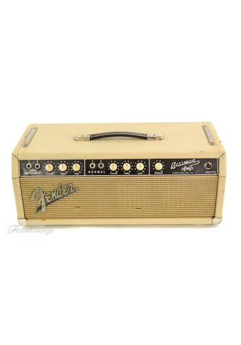 Fender Fender Bassman Head Blonde 1963