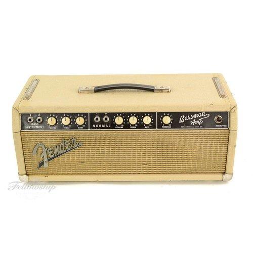 Fender Fender Bassman Head Blonde 1963